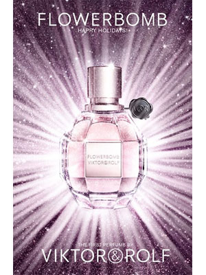 Viktor and Rolf Flowerbomb