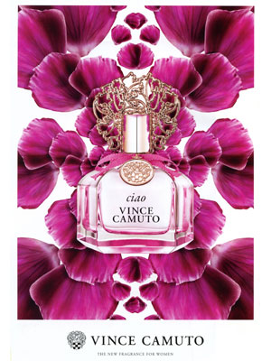 Vince Camuto Ciao Fragrance Ad