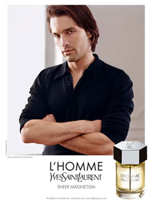 Yves Saint Laurent L'Homme fragrance