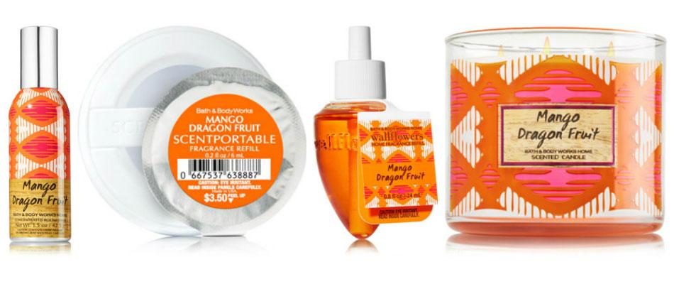 Bath Amp Body Works Brazil Collection Tropical Fragrances