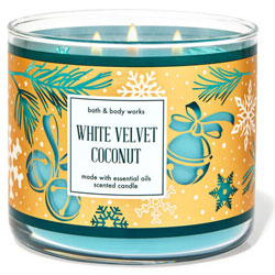 Bath & Body Works Christmas Candles