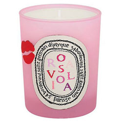 Diptyque Rosaviola Candles