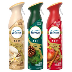 Febreze Fresh Holiday Scents