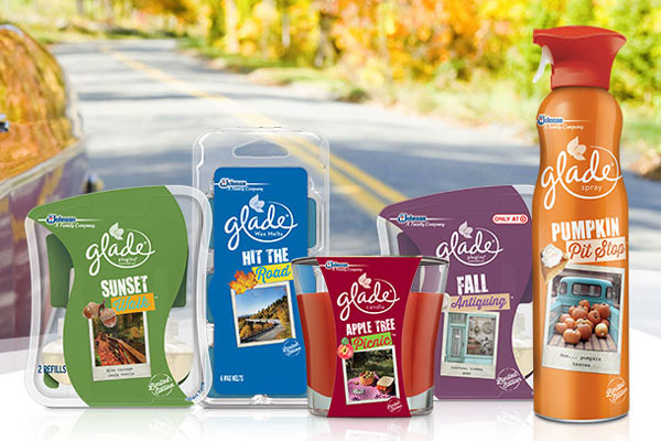 glade limited edition fall collection 2018