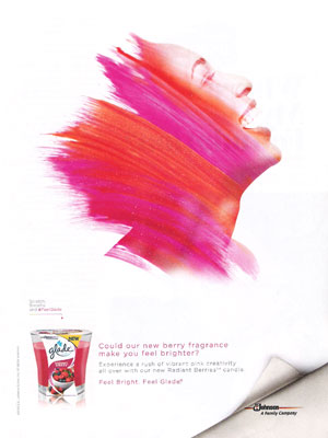 Glade Radiant Berries