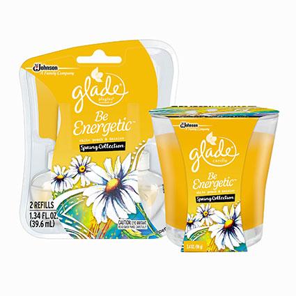 b344eb6055bd Glade Spring Collection home fragrances - The Perfume Girl