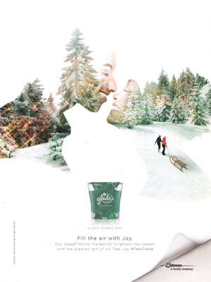 Glade Winter Collection