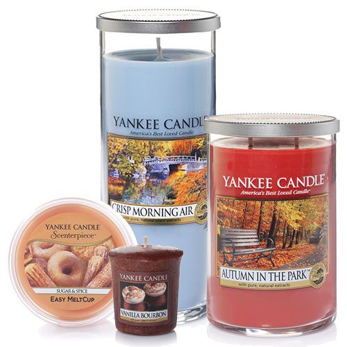 Yankee Candle Fall Scents 2015 Home Fragrances Candles Air Fresheners Scent Collection