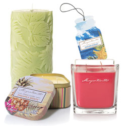 Yankee Candle Margaritaville Fragrances