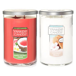 Yankee Candle Tropical Fragrances