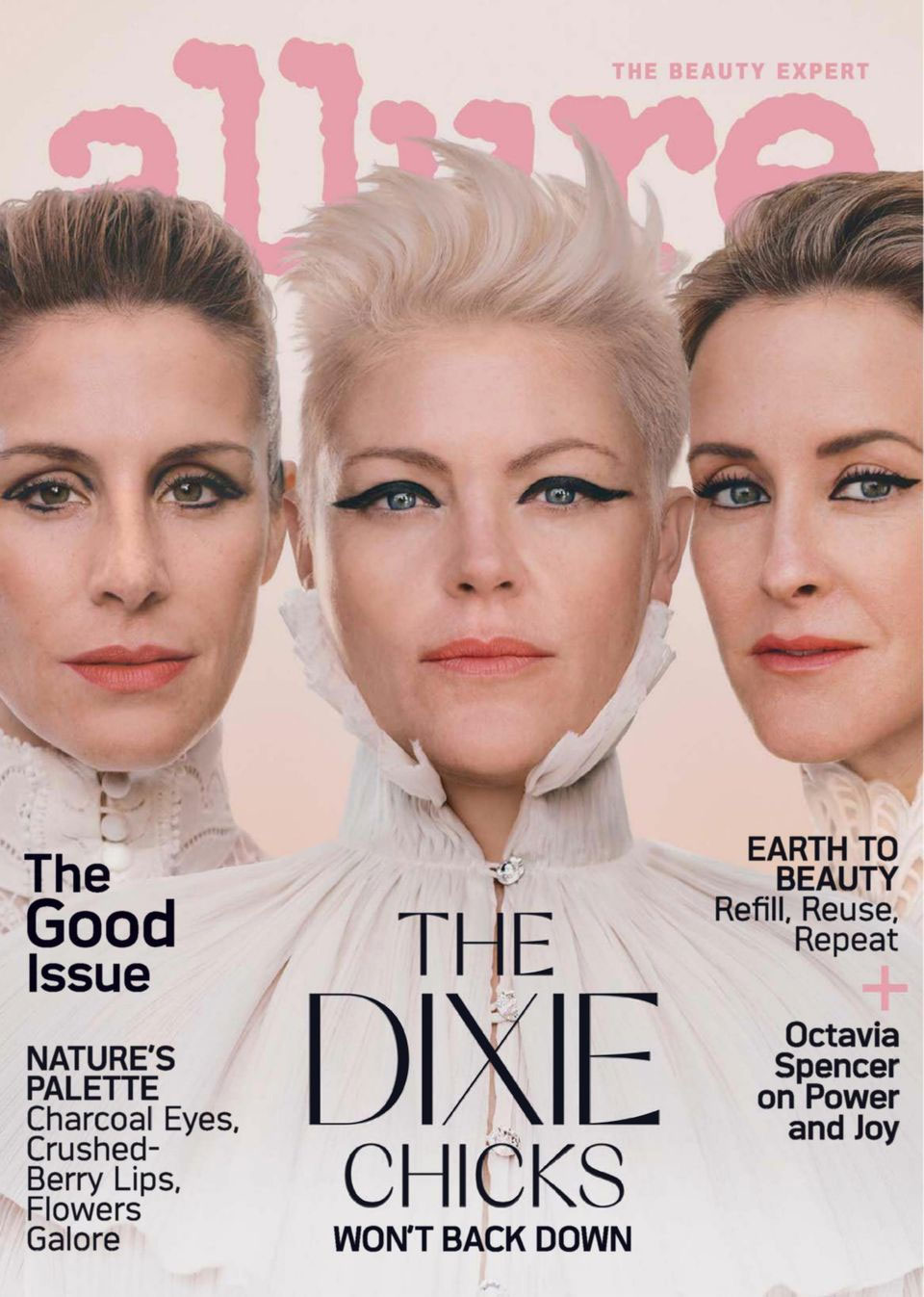 Allure April 2020 Tge Dixie Chicks