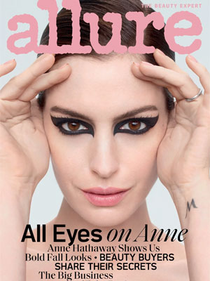 Allure September 2019 Anne Hathaway