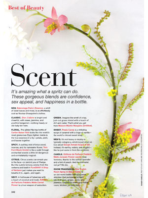 Allure Best of Beauty Scents