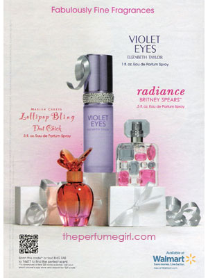 Britney Spears Radiance perfume