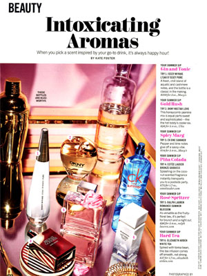 Intoxicating Aromas Fragrance Articles