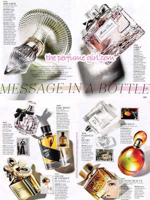 Message In a Bottle - Cosmopolitan December 2016