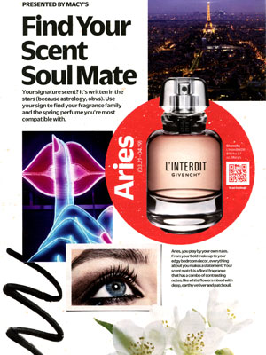 Cosmo Scent Soulmate 1 of 10