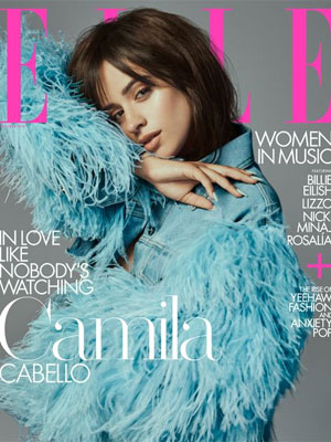 Elle Camila Cabello October 2019