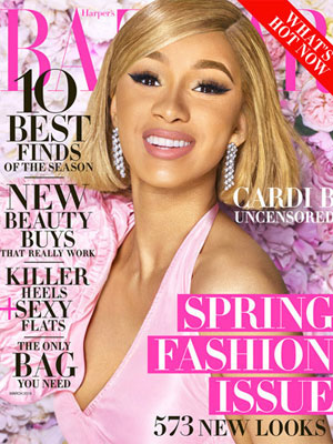 Fashion Mags March 2019