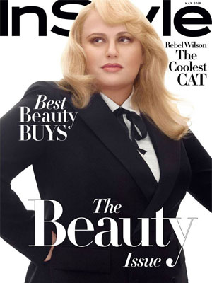 InStyle Rebel Wilson May 2019
