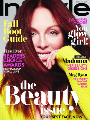InStyle Julianne Moore Oct 2017