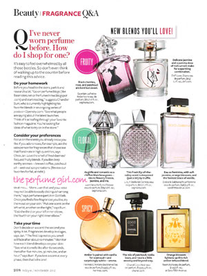 Fragrance Q and A Making Scents of it All