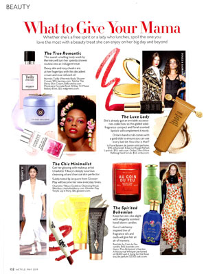 Twilly d'Hermes Perfume editorial InStyle Mother's Day