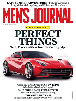 Men's Journal, September 2012