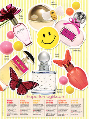 Mariah Carey Lollipop Splash perfume