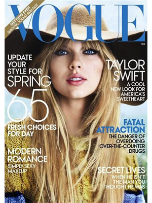 InStyle, February 2012, Taylor Swift